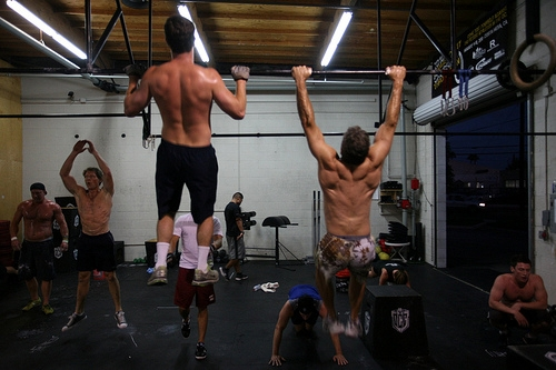 Foto: Orange Coast Crossfit